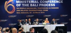 Pertemuan Rutin Lanjutan Dari Rangkaian Bali Process