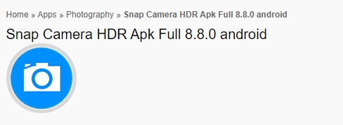 snap-camera-hdr-apk