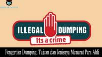 pengertian-dumping